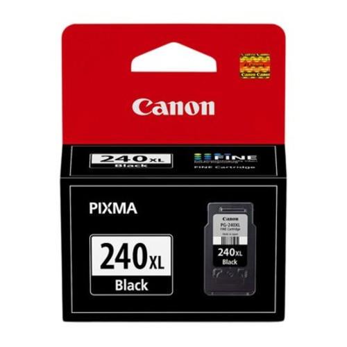 Genuine Canon New Sealed PG-240XL Printer Black Ink Cartridge MX472 MX452 MX432
