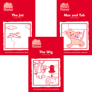 Primary Phonics Storybooks Set 1