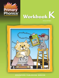 Primary Phonics Workbook K