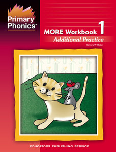 More Primary Phonics Workbook 1
