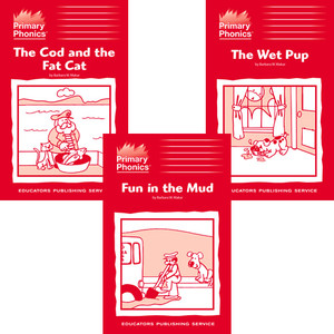 More Primary Phonics Storybook Set 2