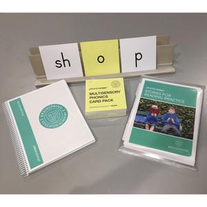 Phonics First Supplemental Teacher Kit