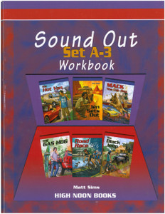 Sound Out A-3 Workbook