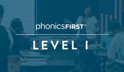 Phonics First® Level I-Wait List