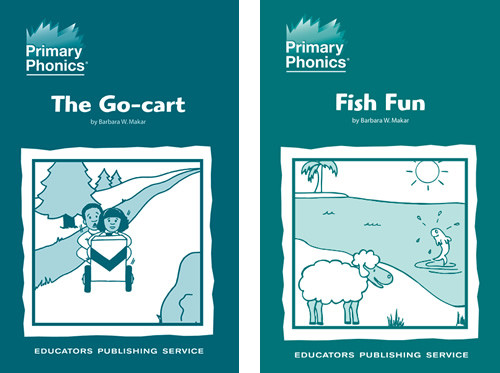 Primary Phonics Storybooks Set 4