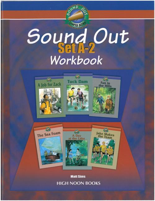 Sound Out A-2 Workbook