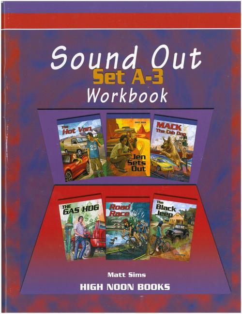 Sound Out A-3 Workbook