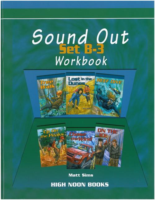 Sound Out B-3 Workbook