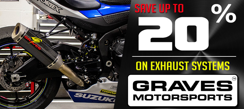Save Up To 20% On Graves Exhaust