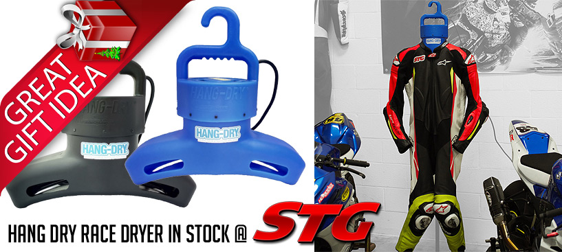 Hang-Dry® Race Suit Dryer Save 10% @ STG
