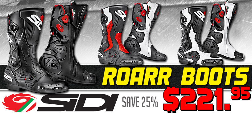 Save $73 on The Sidi Roarr Boots