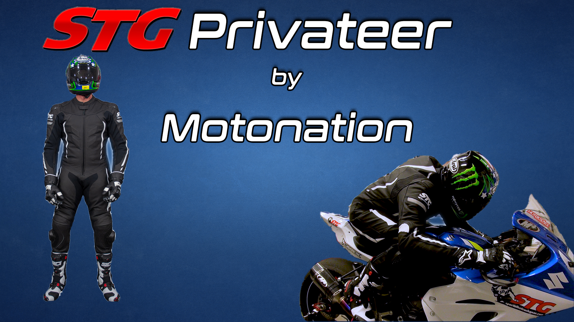STG Privateer Race Suit by Motonation