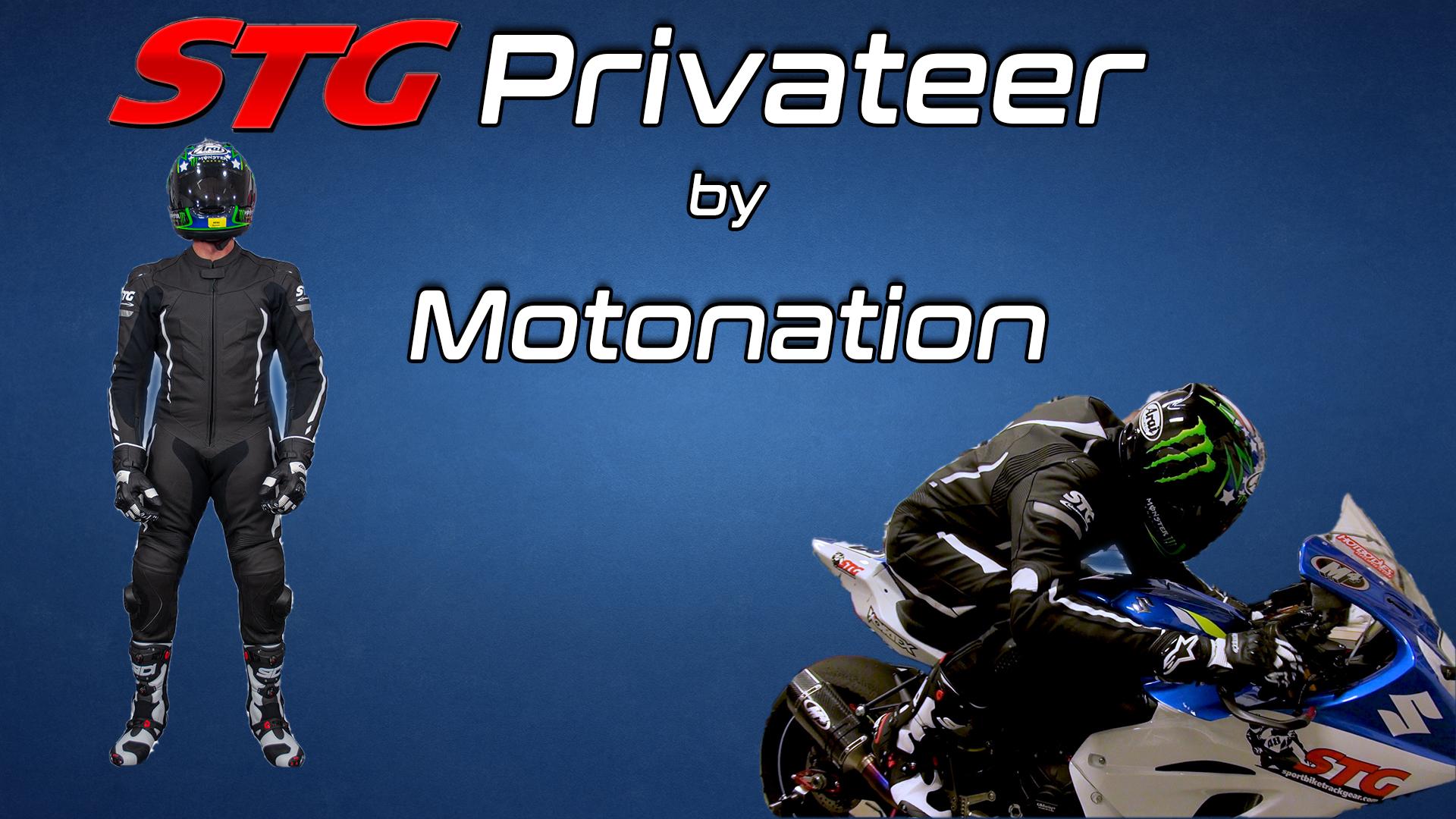 STG Privateer Race Suit by Motonation