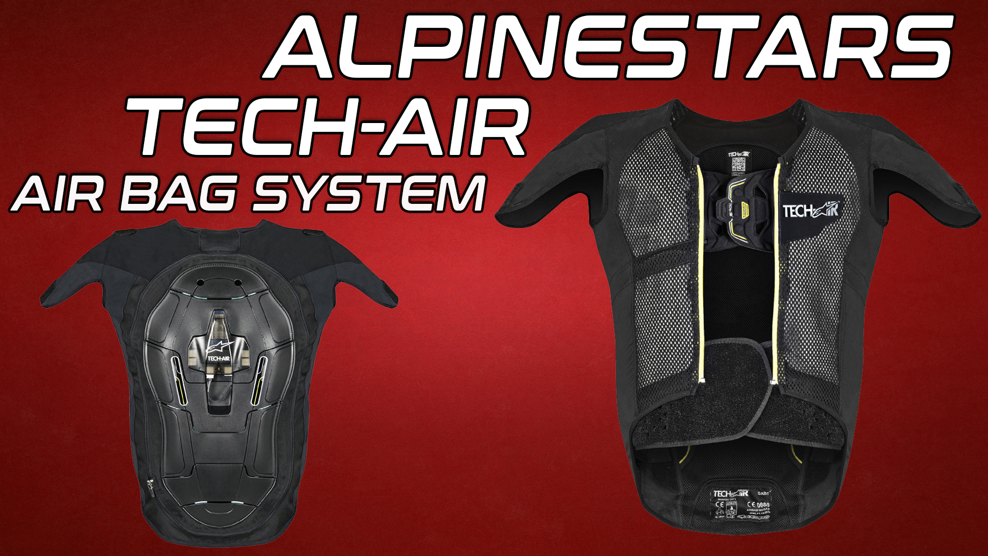 Alpinestars Tech-Air Race Airbag System