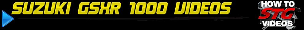 2018 Suzuki GSXR 1000 / R STG Project Bike Click Here