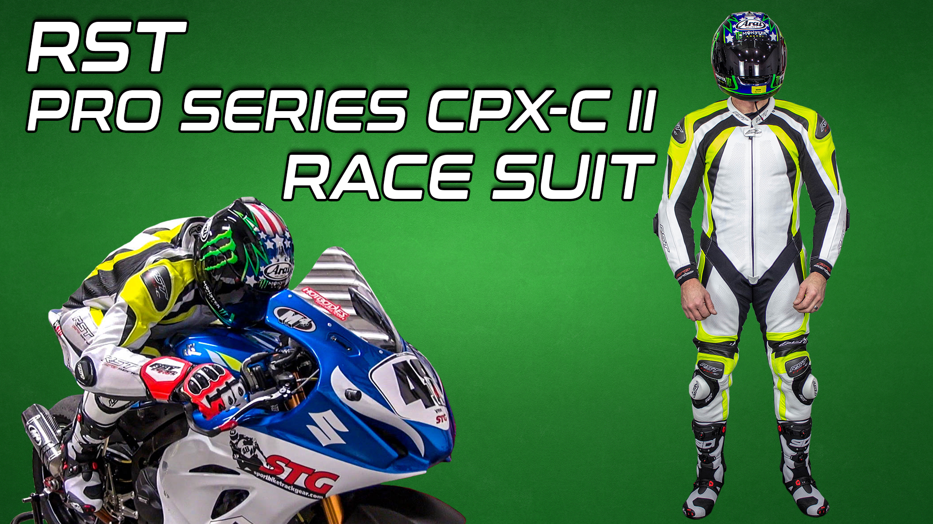RST Pro Series CPX-C II Race Suit