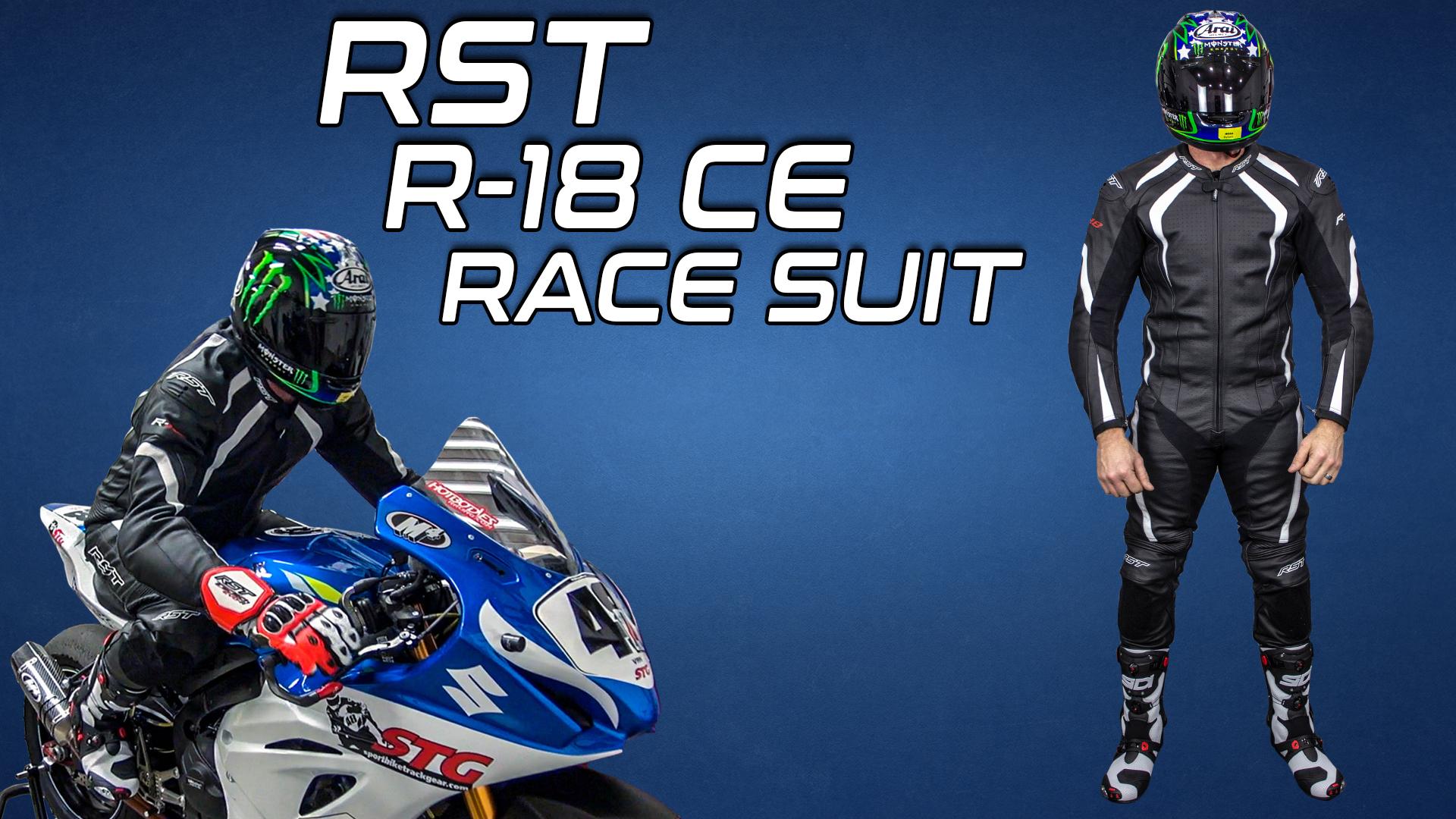 RST R-18 CE Race Suit
