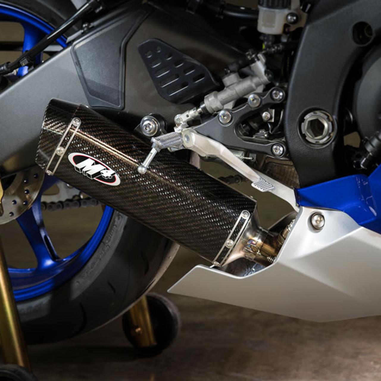 Top 10 Exhausts For The Yamaha R6 - MotorcycleDojo