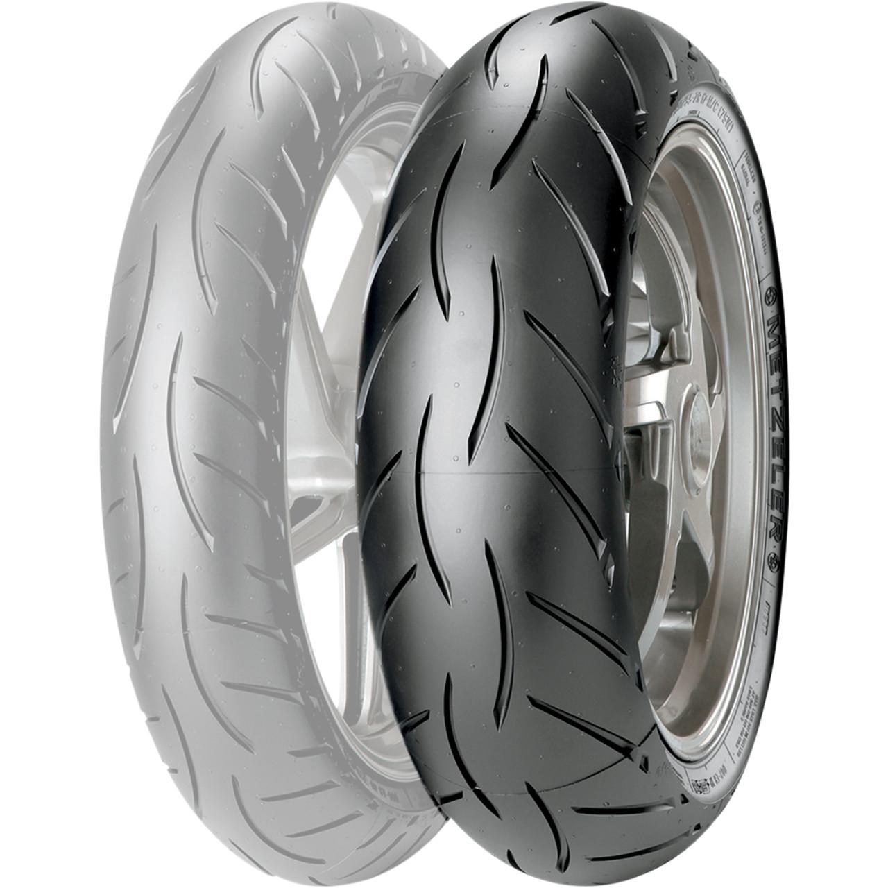 Bmw Z8 Rear: BMW K1600GT/GTL 11 Metzeler Roadtec Z8 Interact Rear Tire