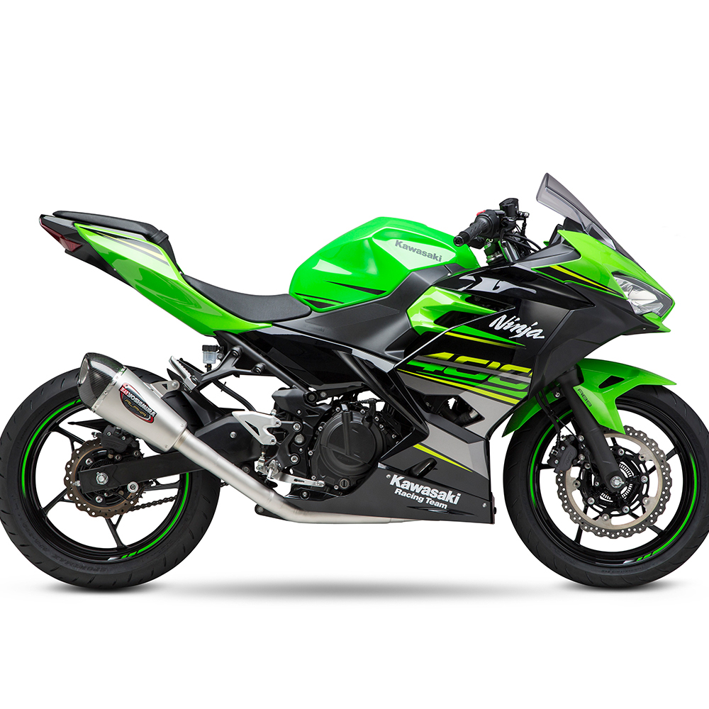 yoshimura kawasaki ninja 400 2018 works edition race alpha. Black Bedroom Furniture Sets. Home Design Ideas