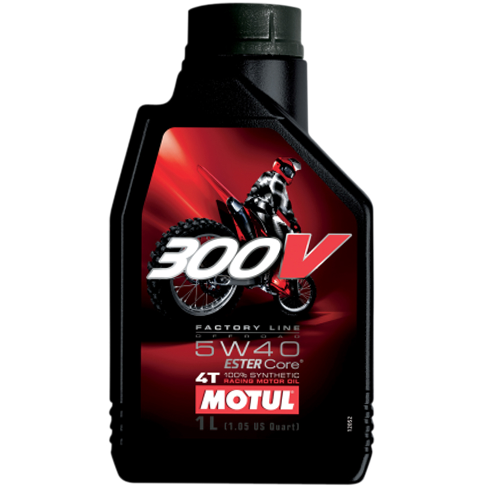 motul 300v 5w40 synthetic ester motorcycle oil sportbike. Black Bedroom Furniture Sets. Home Design Ideas
