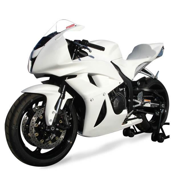 Agv Sport Twist Gloves: Hotbodies Racing Honda CBR600RR 07-08 Race Bodywork
