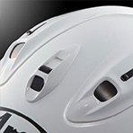 Arai Corsair X Bracket IC Duct5