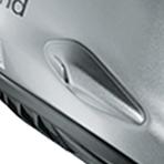 Arai XC-W Side Cowl Exhausts
