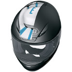 Shoei RF-1200 Ruts Helmet Dual-Layer EPS