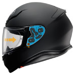 Shoei RF-1200 Philosopher Helmet QR-E Base Plate