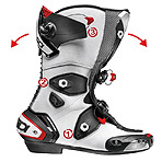 Sidi Mag-1 Boots No Zipper