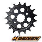 Driven 520 Steel Front Sprocket