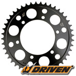 Driven 520 Steel Evo-Spec Rear Sprocket