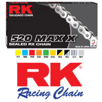 RK Chain MAX-X RX-Ring 520 Chain