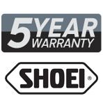 Shoei RF-1200 Helmet Warranty