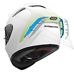 Shoei X-14 Lawson Helmet Aerodynamics