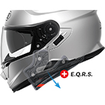 Shoei GT-Air II Solid Helmet Emergency Quick Release System (E.Q.R.S.)