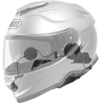 Shoei GT-Air II Solid Helmet Intercom-Ready Design
