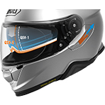 Shoei GT-Air II Solid Helmet Internal Sun Shield