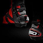 Sidi Rex Air Boots Heel Cup