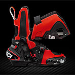 Sidi Rex Air Boots Entry System