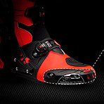 Sidi Rex Boots Toe Sliders