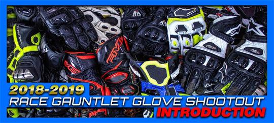 STG Race Glove Shootout Coming Soon