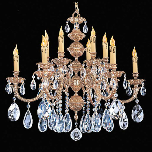 Jewels Of The Nile Twelve Light Chandelier Magnolia Hall