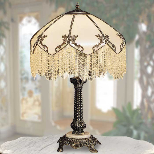 Diamond And Jewel Lamp Magnolia Hall