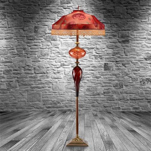 Jolene Floor Lamp Magnolia Hall