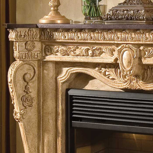 Versailles Fireplace Magnolia Hall