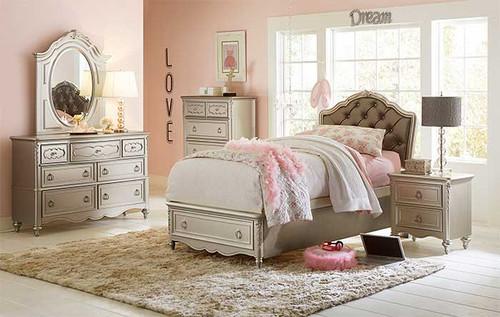 Platinum Princess Storage Bed · Platinum Princess Storage Bed & Platinum Princess Storage Bed - Magnolia Hall