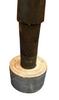 Drill Well Lead Impression Block