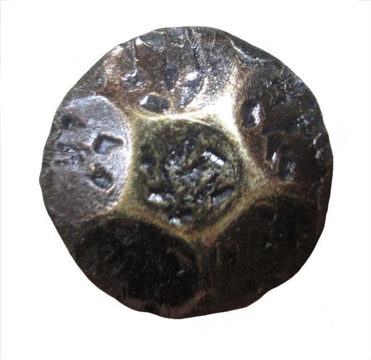 BR244 - Bronze Renaissance Hammered Nail Head Head Size: 3/4\